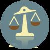 Imagem representando pesquisa no tribunal de justiça